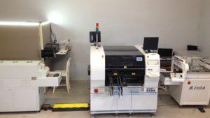 SMT PCB Assembly Line
